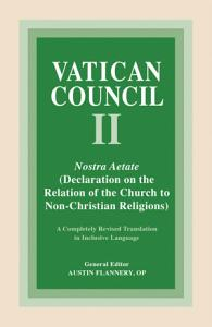 Nostra Aetate Book