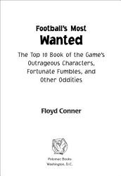 Football s Most Wanted PDF