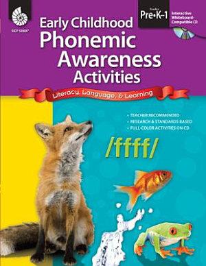 Early Childhood Phonemic Awareness Activities PDF
