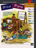 Alfred's Basic Group Piano Course Teacher's Handbook, Bk 1 & 2