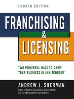 Franchising and Licensing PDF