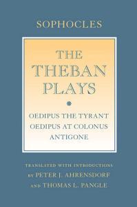 The Theban Plays Book