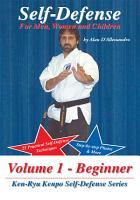 Self Defense for Men  Women and Children PDF