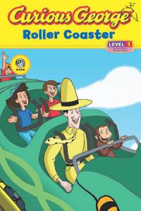Curious George Roller Coaster  CGTV Reader  Book