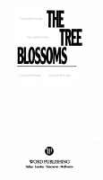 When the Almond Tree Blossoms PDF