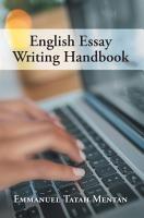 English Essay Writing Handbook PDF