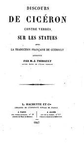 Discours de Ciceron: contre Verrés sur des Statues