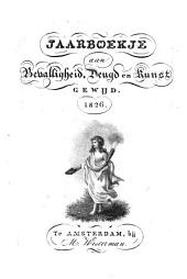 Jaarboekje aan bevalligheid, deugd en kunst gewijd: Volume 3