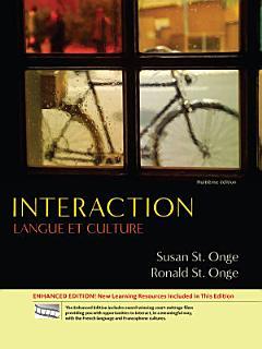 Interaction  Langue Et Culture  Enhanced Book