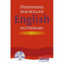 Heinemann Macmillan English Dictionary Advanced Book   CD ROM Pack PDF