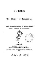 Poems, an offering to Lancashire [ed. by I. Craig-Knox].