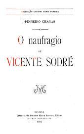 O naufragio de Vicente Sodré