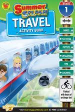 Summer Splash Travel Activity Book, Grade 1