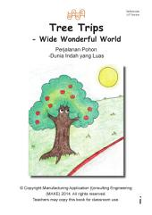 Tree Trips Perjalanan Pohon Indonesian Version: Wide Wonderful World - Dunia Indah yang Luas