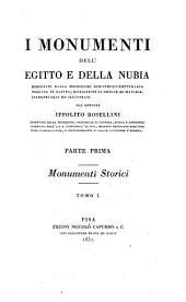 I monumenti dell'Egitto e della Nubia: disegnati dalla spedizione scientifico-letteraria toscana in Egitto : distribuiti in ordine di materie, Volume 9
