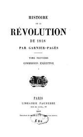 Histoire de la révolution de 1848: Volume9