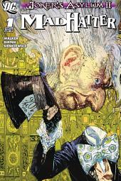 Joker's Asylum: The Mad Hatter #1