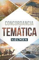Concordancia Tem  tica Holman PDF