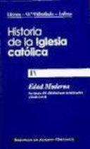 Historia de la Iglesia Cat  lica PDF