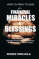 How to Pray to God for Financial Miracles and Blessings PDF