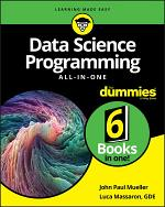 Data Science Programming All-In-One For Dummies