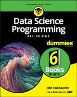 Data Science Programming All In One For Dummies PDF