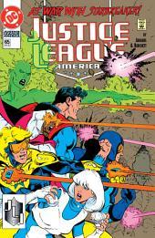 Justice League America (1987-) #65