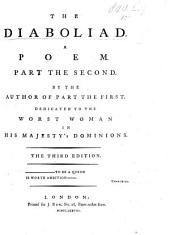 The Diaboliad. A poem. Part the second ... The second edition. By William Combe