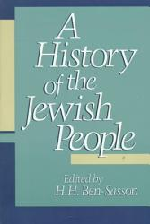 A History Of The Jewish People Book PDF