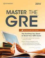 Master the GRE 2014 PDF