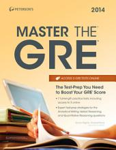 Master the GRE 2014: Edition 21