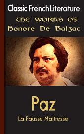 Paz: Works of Balzac