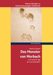 Das Monster von Morbach PDF
