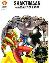 Shaktimaan And Assault Of Kroba English