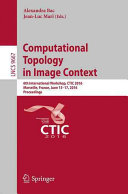 Computational Topology in Image Context PDF
