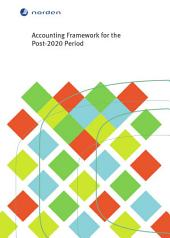 Accounting framework for the Post-2020 period
