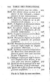 Histoire Philosophique Et Politique Des Établissemens Et Du Commerce Des Européens Dans Les Deux Indes: Volume9