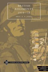 British Regiments 1914-1918