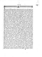 Discours entre MM. Necker et Calonne au sujet du compte rendu de 1781