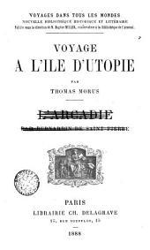 Voyage a l'ile d'Utopie