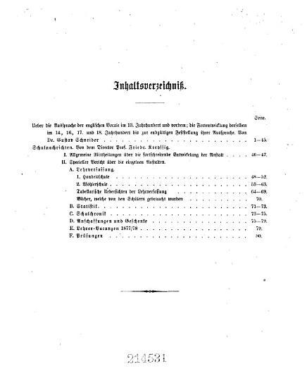 ber die Aussprache der englischen Vocale im 13  Jahrhundert und vordem PDF