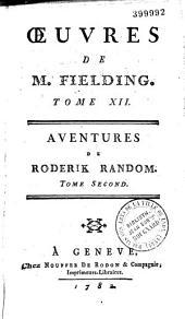 Oeuvres de M. Fielding