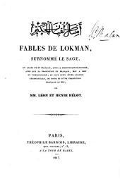 Fables de Lokman