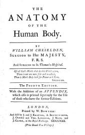 The Anatomy of the Human Body. 4. Ed