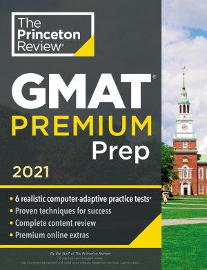 Princeton Review GMAT Premium Prep  2021 PDF