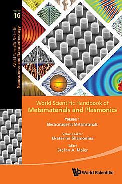 World Scientific Handbook Of Metamaterials And Plasmonics  In 4 Volumes  PDF