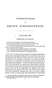 Commentaries on Equity Jurisprudence, as Administered in England and America: Volume 2