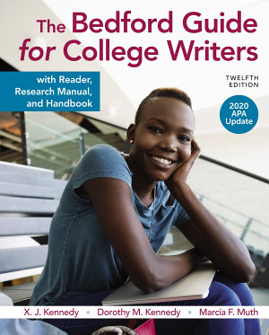 Loose Leaf Version for The Bedford Guide for College Writers with Reader  Research Manual  and Handbook
