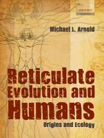 Reticulate Evolution and Humans PDF