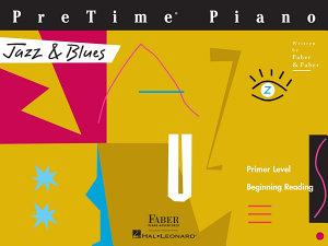 PreTime Piano Jazz   Blues   Primer Level